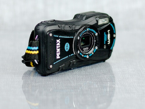 Bild der Pentax Optio WG-1